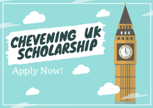 Chevening UK Scholarship min