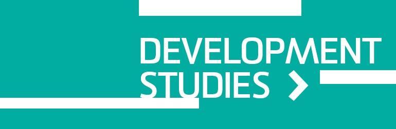 Ct980500 1 DevelopmentStudies