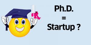 PhD startup