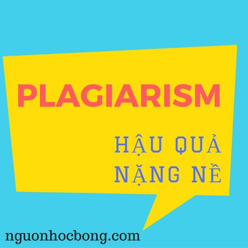 Plagiarism-