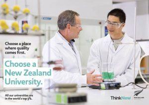 UNIVERSITIES Quality Education ChemLab Poster Thumbnail Landscape