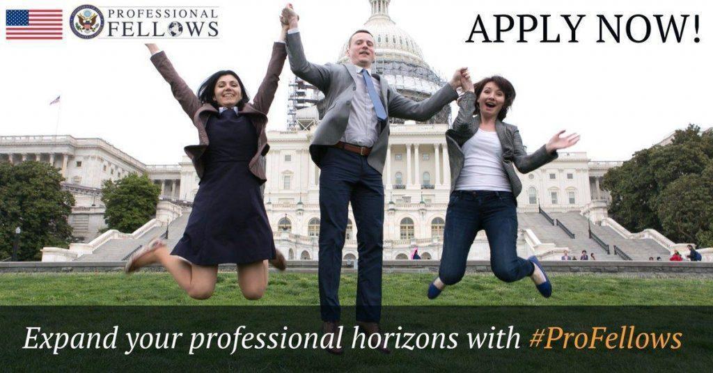 YSEALI Professional Fellows Program 2018