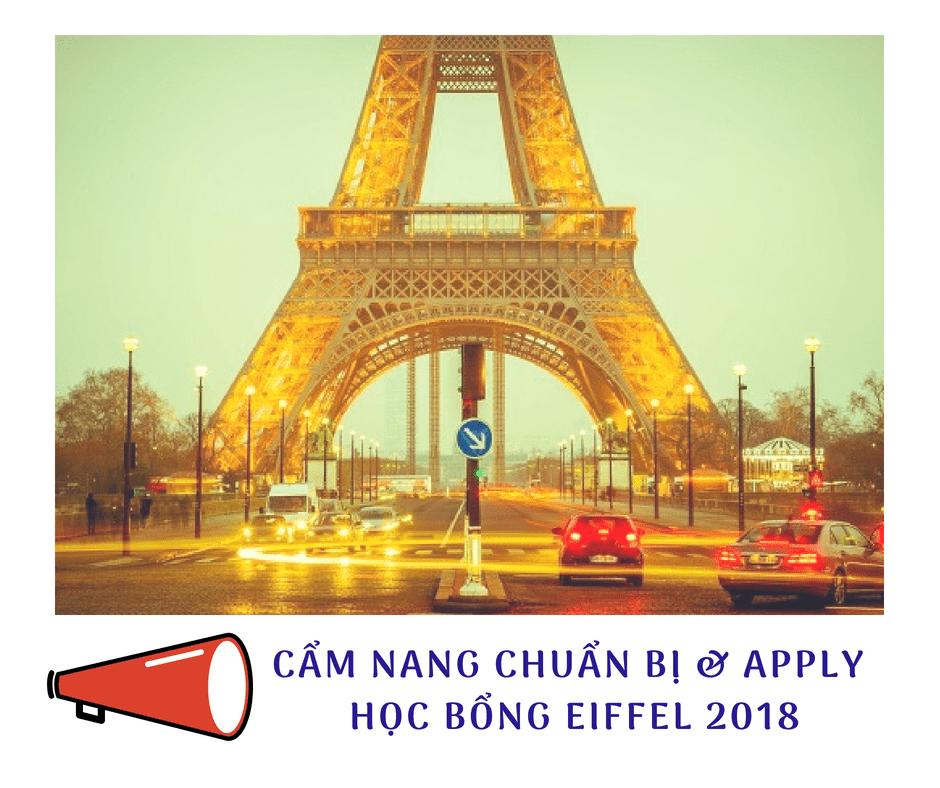 cam nang san hoc bong Eiffel