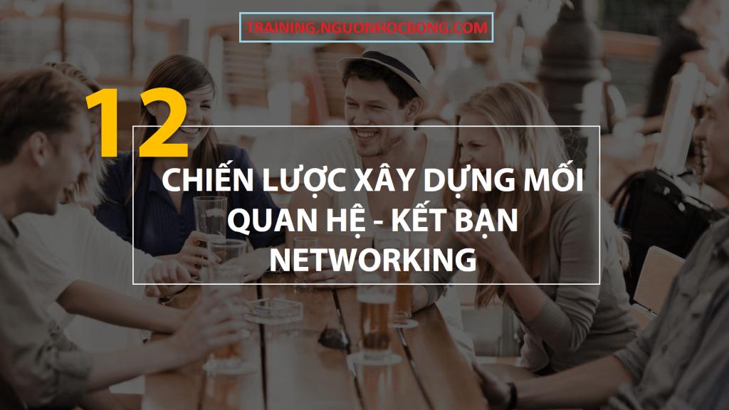 chien luoc xay dung networking khi du hoc
