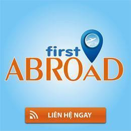 first abroad