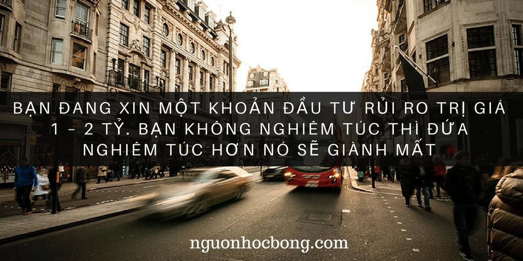 hoc bong chinh phu