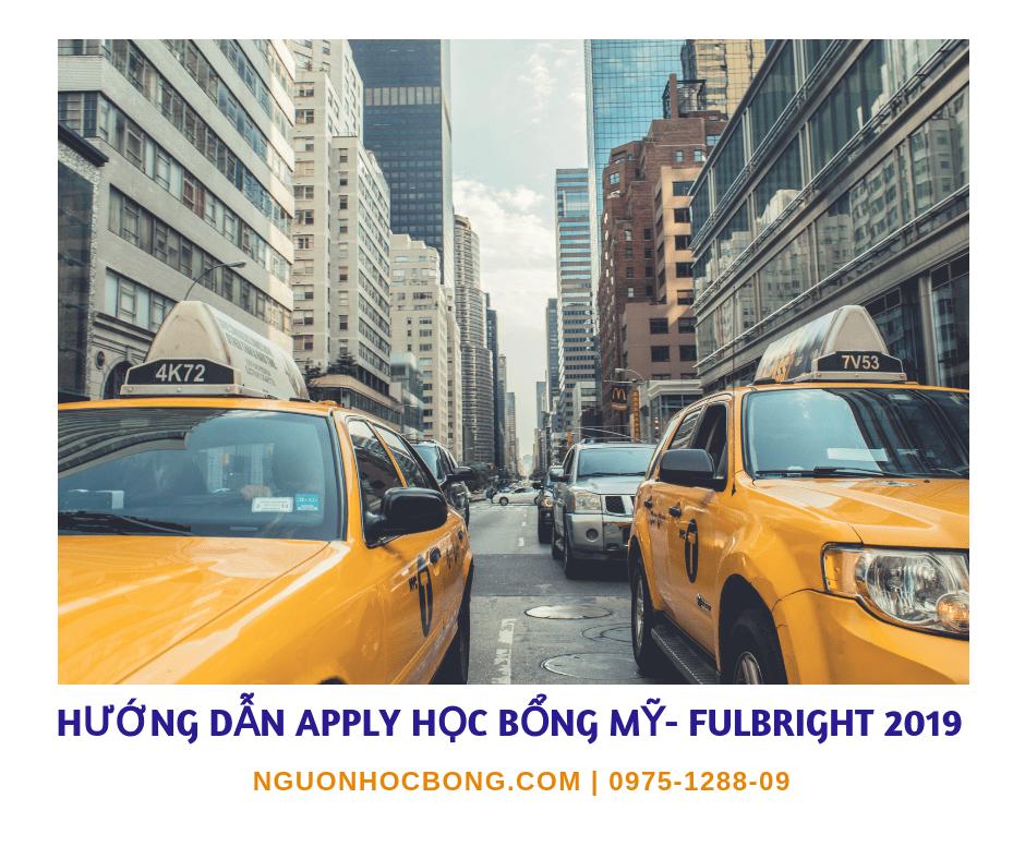 huong dan nop hoc bong chinh phu my Fulbright