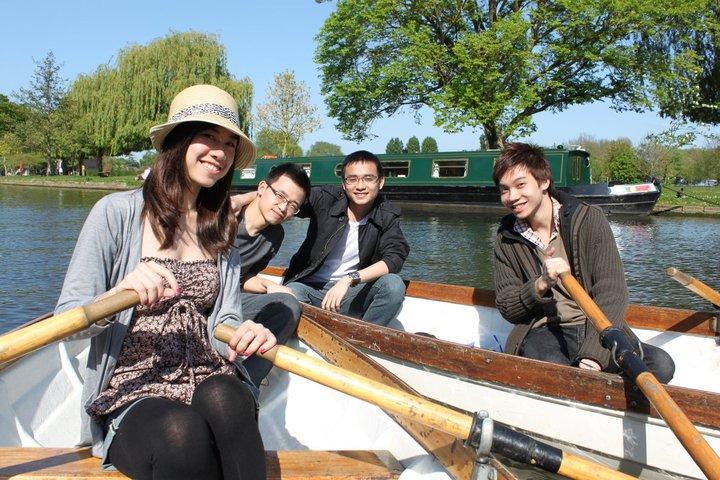 Những người bạn Việt Nam ở thành phố Birmingham