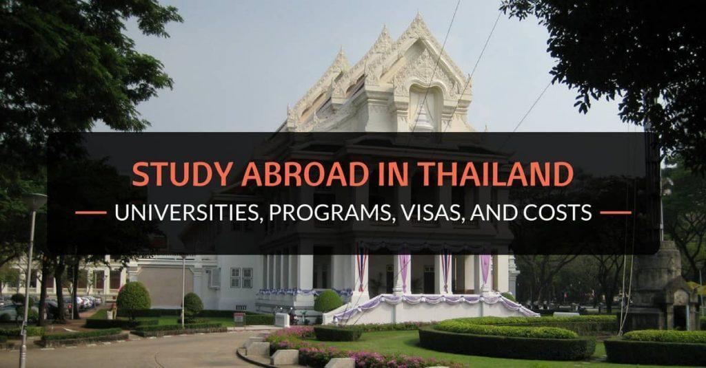 study abroad thailand